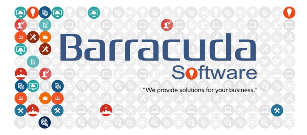 4d69efce274 Αντικείμενο εργασιών της Barracuda Software είναι η παραγωγή, ανάπτυξη και  διάθεση των εφαρμογών επιχειρηματικού λογισμικού Barracuda E.R.M. και η  παροχή ...